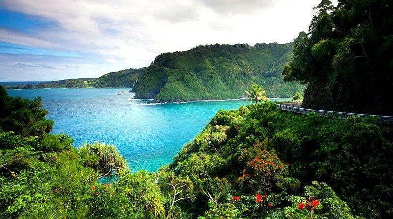 Destination: Road to Hana, Hawaii