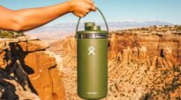Hydro Flask – A Water Bottle Built to Travel
