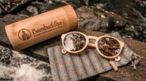 Testing Bambuddha Sunglasses